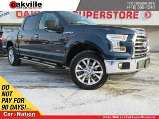 Used 2015 Ford F-150 XLT | PANOROOF | 4X4 | NAVI| TONNEAU COVER for sale in Oakville, ON