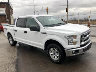 Used 2017 Ford F-150 XLT, 4X4, 5.0 litre V-8 for sale in Hornby, ON