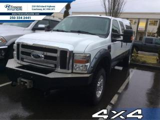 Used 2008 Ford F-350 Super Duty Low Kilometers for sale in Courtenay, BC