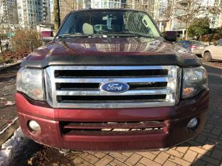 Used 2011 Ford Expedition Max NO ACCIDENT,NAVIGATION,DVD,FULLY LOADED for sale in Vancouver, BC