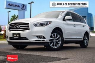 Used 2014 Infiniti QX60 AWD Accident Free| LOW KM| Back-Up Camear for sale in Thornhill, ON
