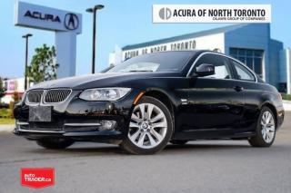 Used 2012 BMW 328i Xdrive Coupe Low KM|Accident Free| for sale in Thornhill, ON