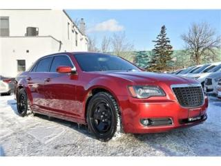 Used 2012 Chrysler 300 S Leather, Panoramic Sunroof, Only 49, 000 KMS !! for sale in Concord, ON