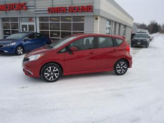 Used 2015 Nissan Versa Note SR for sale in Owen Sound, ON