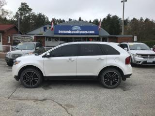 Used 2013 Ford Edge SEL w/ Sport Appearance Pkg for sale in Flesherton, ON