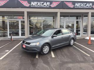 Used 2014 Volkswagen Jetta 2.0L TRENDLINE 5 SPEED A/C H/SEATS CRUISE 79K for sale in North York, ON
