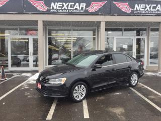 Used 2015 Volkswagen Jetta 2.0L TRENDLINE+ AUT0 A/C SUNROOF 38K for sale in North York, ON