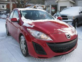 Used 2011 Mazda MAZDA3 Hatchback Manual AC PW PL PM FWD for sale in Ottawa, ON