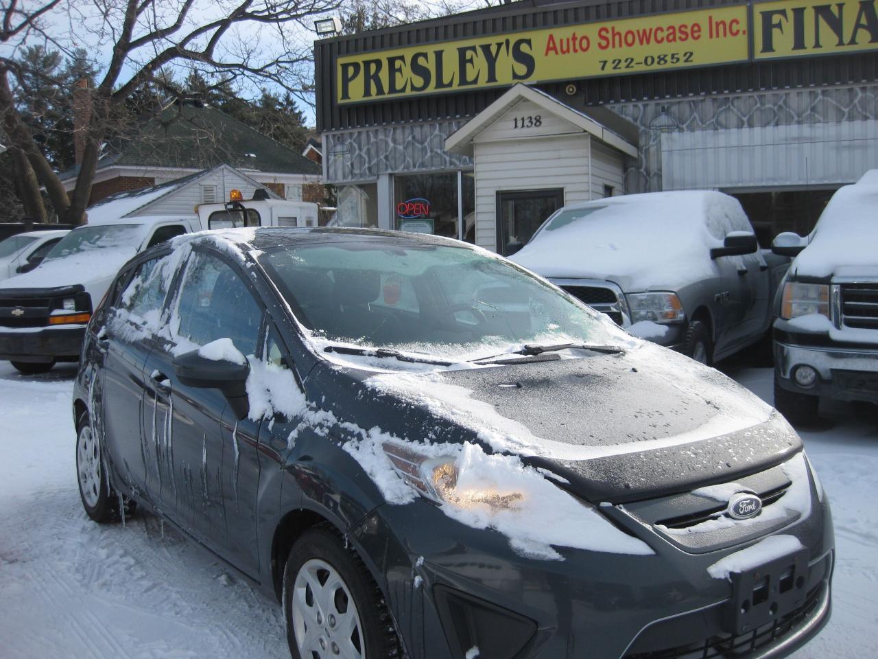 2011 Ford Fiesta SE Auto Hatchback AC PW PL PM