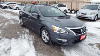Used 2015 Nissan Altima 2.5 S/NO ACCIDENT/BACKUP CAMERA/BLUETOOTH/ $12900 for sale in Brampton, ON