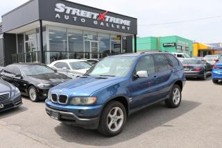 Used 2002 BMW X5 3.0i for sale in Markham, ON