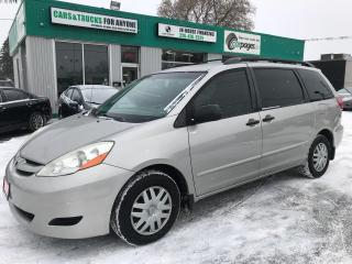 Used 2008 Toyota Sienna CE l No Accidents l Back up Cam for sale in Waterloo, ON