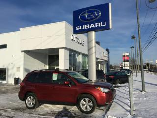 Used 2015 Subaru Forester 2.5i groupe Commodité familiale 5 portes for sale in Gatineau, QC