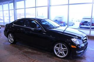 Used 2014 Mercedes-Benz C-Class C350 Awd Coupé, Toit for sale in Quebec, QC