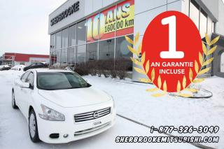 Used 2013 Nissan Maxima SV for sale in Sherbrooke, QC