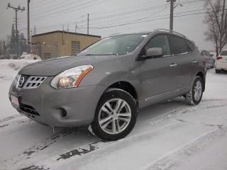 Used 2013 Nissan Rogue SV for sale in Whitby, ON