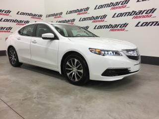 Used 2017 Acura TLX TECH PACKAGE**GPS**TOIT**CUIR** for sale in Saint-leonard, QC