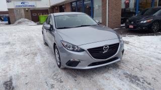Used 2015 Mazda MAZDA3 GX/BLUE TOOTH/PUSH BUTTON START/IMMACULATE$12999 for sale in Brampton, ON