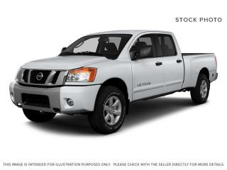 Used 2015 Nissan Titan for sale in Lethbridge, AB