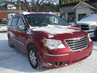 Used 2008 Chrysler Town & Country Touring FWD Auto AC 7pass sunroof backup sensor for sale in Ottawa, ON