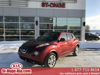 Used 2014 Nissan Juke CVT familiale 5 portes traction avant SV for sale in Grand-mere, QC