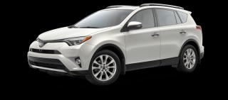 New 2018 Toyota RAV4 LIMITED  for sale in Renfrew, ON