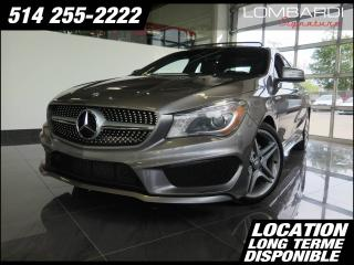 Used 2014 Mercedes-Benz CLA250 4MATIC|NAV|TOIT|XENON|AMG PACK| for sale in Saint-leonard, QC