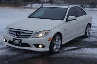 Used 2009 Mercedes-Benz C-Class C300  4MATIC **AMG Edition** Mint! for sale in North York, ON