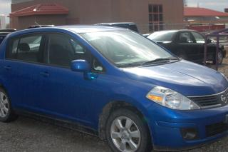 Used 2009 Nissan Versa SL for sale in Georgetown, ON