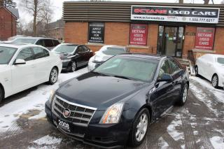 Used 2008 Cadillac CTS 4 AWD for sale in Scarborough, ON