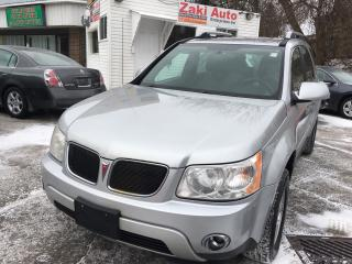 Used 2006 Pontiac Torrent 2006 Torrent Safety and E Test is Included  Price for sale in Scarborough, ON