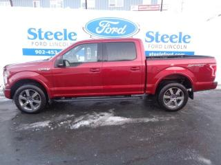Used 2016 Ford F-150 XLT 302A Sport Package for sale in Halifax, NS