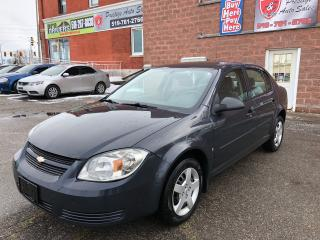 Used 2008 Chevrolet Cobalt LS/NO ACCIDENT/CERTIFIED/WARRANTY INCLUDED for sale in Cambridge, ON