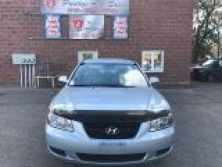Used 2008 Hyundai Sonata GLS/NO ACCIDENT/SAFETY/WARRAN for sale in Cambridge, ON