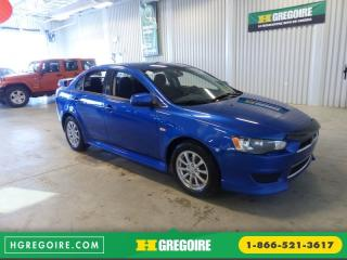 Used 2012 Mitsubishi Lancer SE for sale in Saint-leonard, QC