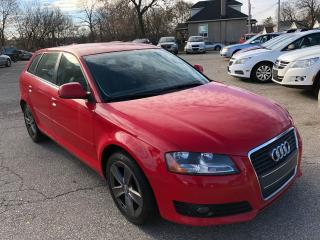 Used 2009 Audi A3 2.0T/ONE OWNER/NO ACCIDENT/CERTIFIED/WARRANTY INCL for sale in Cambridge, ON