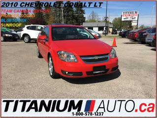 Used 2010 Chevrolet Cobalt LT-2+Sunroof+Remote Start+Pioneer Sound+New Tires+ for sale in London, ON