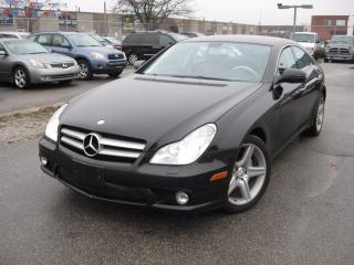 Used 2009 Mercedes-Benz CLS550 5.5L for sale in North York, ON