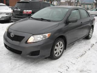 Used 2009 Toyota Corolla CE for sale in North York, ON