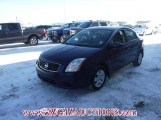 Used 2009 Nissan SENTRA BASE 4D SEDAN 2.0L for sale in Calgary, AB