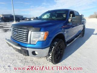 Used 2011 Ford F150 XLT SUPERCREW LWB 3.5L 4WD for sale in Calgary, AB