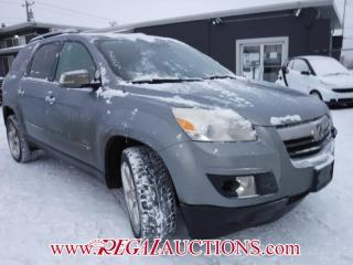 Used 2007 Saturn OUTLOOK XR AWD 4D UTILITY for sale in Calgary, AB