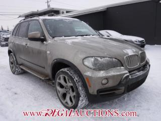 Used 2008 BMW X5  4D UTILITY 4.8I for sale in Calgary, AB