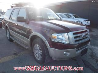 Used 2009 Ford EXPEDITION  4D UTILITY 4WD for sale in Calgary, AB