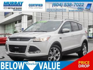 Used 2014 Ford Escape Titanium**NAVI**REAR CAMERA**HEATED SEATS** for sale in Surrey, BC