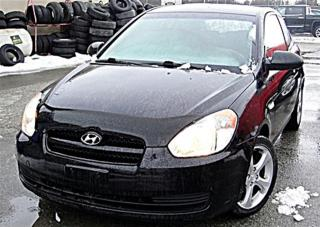 Used 2007 Hyundai Accent SR, AUTO, HATCH for sale in Aurora, ON