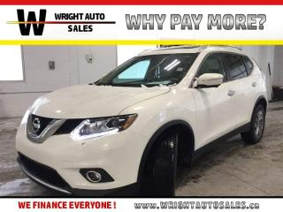 Used 2014 Nissan Rogue SL|NAVIGATION|HEATED LEATHER SEATS|86,850 KM for sale in Cambridge, ON