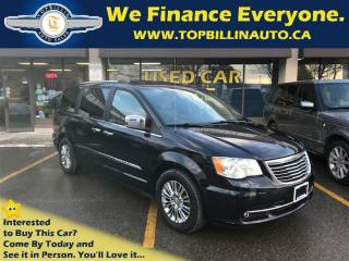 Used 2011 Chrysler Town & Country Limited for sale in Concord, ON