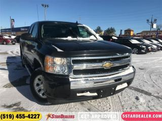 Used 2010 Chevrolet Silverado 1500 LS | TRUCK LOANS APPROVER for sale in London, ON