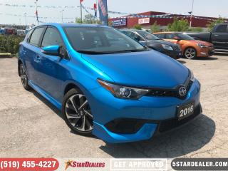 Used 2016 Scion iM | CAM | HEATED SEATS for sale in London, ON
